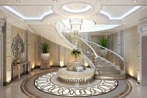 Các vai trò của cầu thang sắt nghệ thuật trong ngôi nhà của bạn