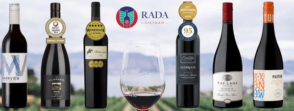 Các loại rượu vang phổ biến nên thử