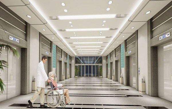 Yêu cầu đối với thang máy trong bệnh viện, bạn đã biết?