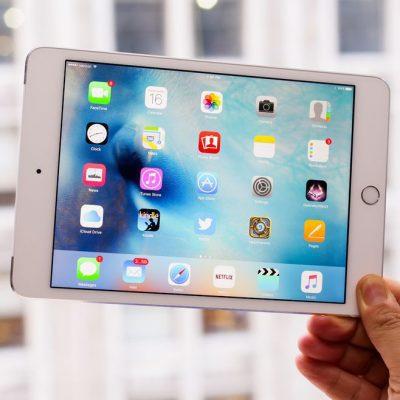Cách khắc phục tình trạng iPad bị lỗi màu
