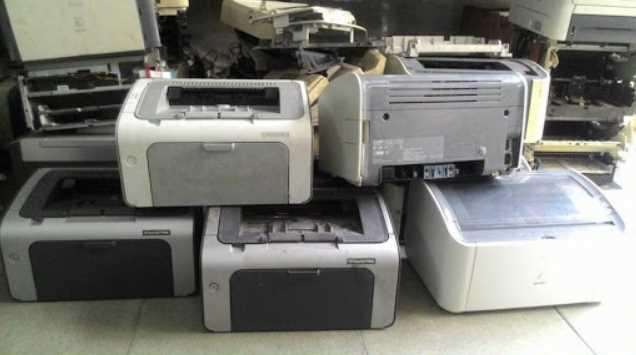 Chuyên thu mua máy in màu cũ