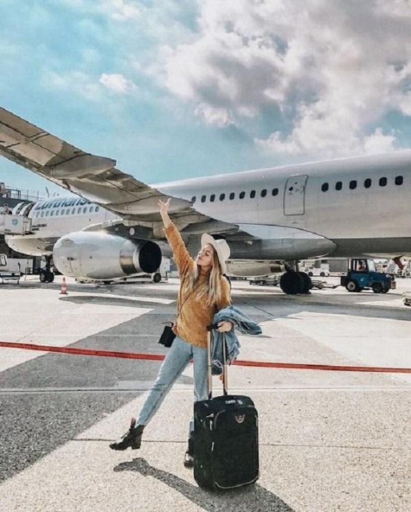 Đi máy bay để du lịch đến Nha Trang