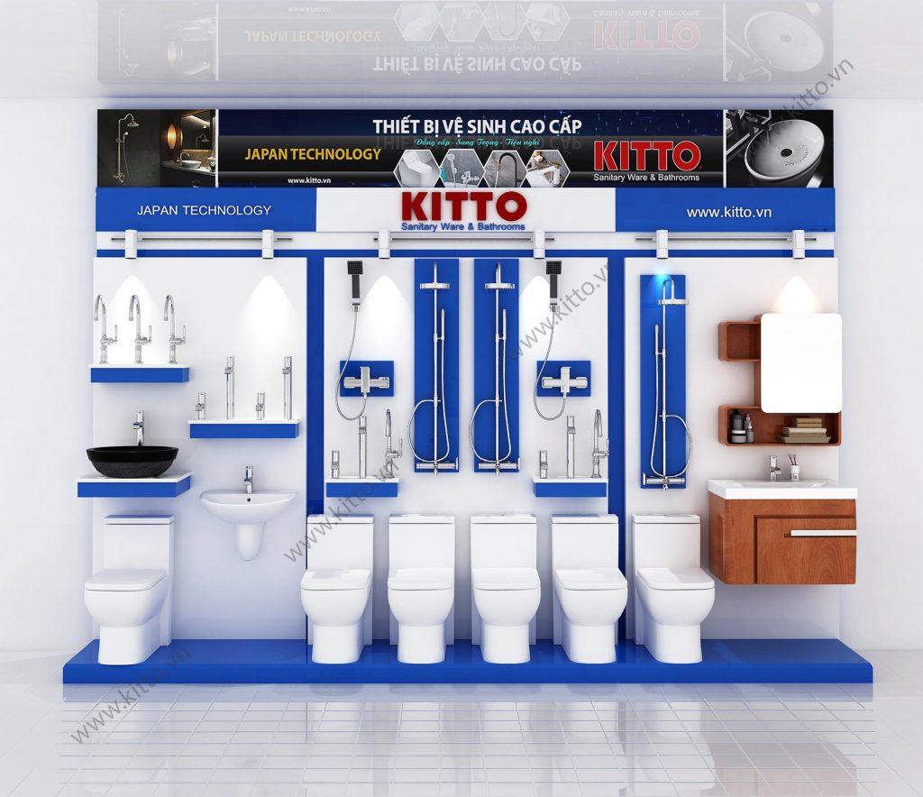 Tay Sen Phòng Tắm Mạ Inox & Chrome