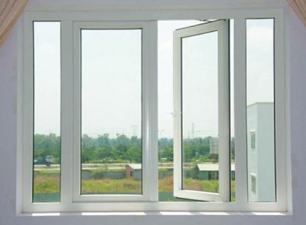 Phân loại các loại cửa sổ | Mẫu cửa sổ nhôm kính 2 cánh đẹp
