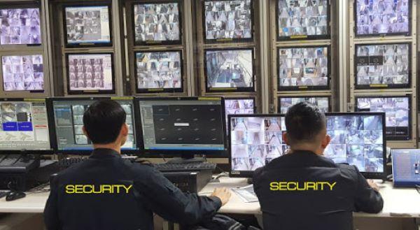 Mô tả công việc bảo vệ tòa nhà của một nhân viên bảo vệ