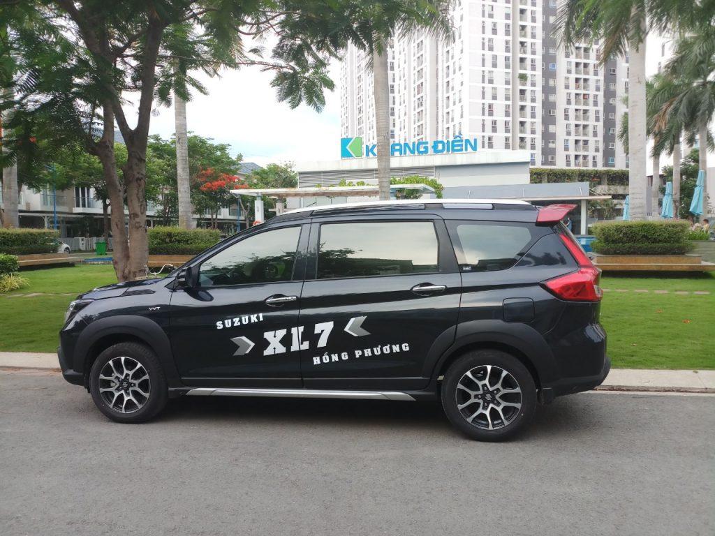 bảng giá xe suzuki xl7
