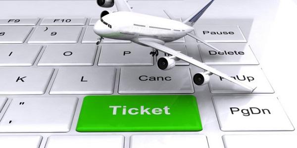 Mua vé bay trực tuyến