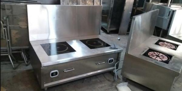 bếp điện từ công nghiệp mang lại giá trị sử dụng tuyệt vời