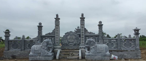 3 loại đá làm lăng mộ tốt nhất tại Việt Nam