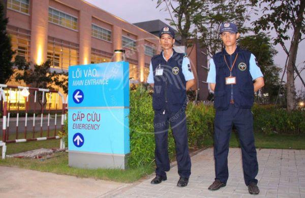 Mô tả công việc của nhân viên bảo vệ khách sạn