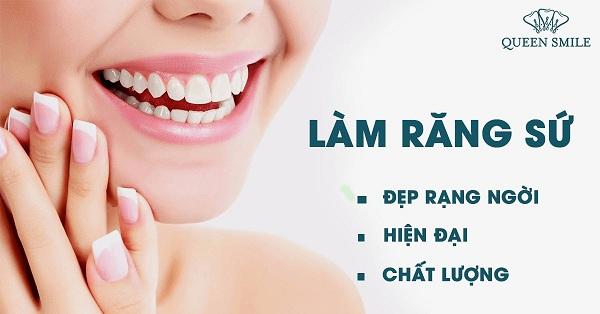 Đơn vị chuyên bọc răng sứ veneer uy tín và chất lượng.