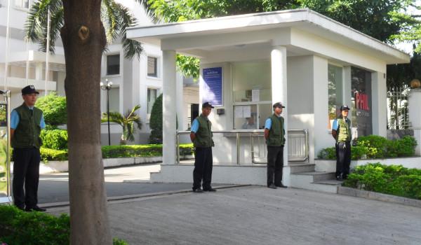 Dịch vụ an ninh bảo vệ tại TPHCM uy tín