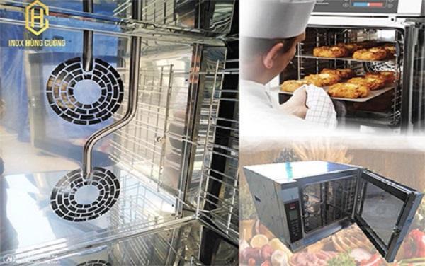 Lựa chọn mua lò nướng công nghiệp như thế nào | Inox Hùng Cường