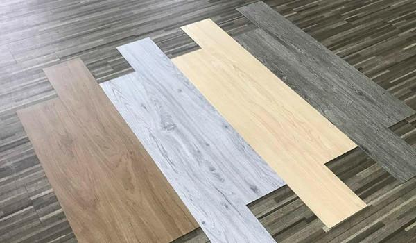 Sàn nhựa vân gỗ có tốt không | Sàn nhựa vân gỗ bao gồm mấy loại