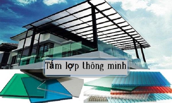 Cùng tìm hiểu tấm lợp thông minh lấy sáng   Nhựa Nam Việt chính hãng