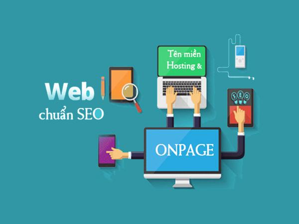 Các tiêu chí thiết kế website chuẩn SEO