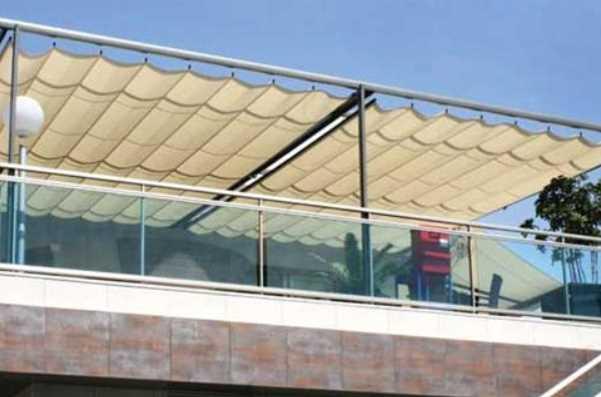 Mái xếp sân thượng là gì?