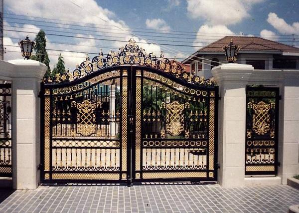 Khám phá một vài mẫu cổng đẹp nhất đang phổ biến hiện nay