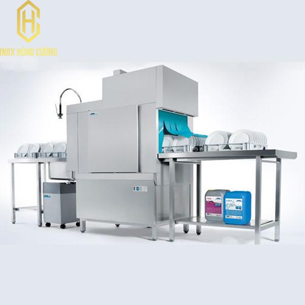 Những tác dụng ưu việt của máy rửa chén công nghiệp