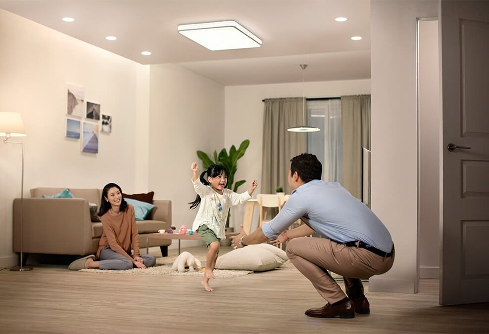 Đèn downlight là gì? Sử dụng đèn LED Downlight có thật sự tốt với ngôi nhà của bạn