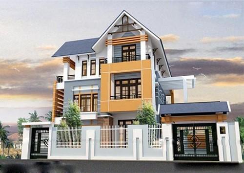 Xây nhà trọn gói tại tphcm với nhiều mẫu thiết kế đẹp