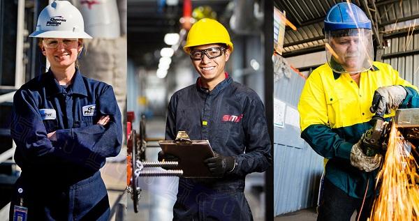 Tại sao công nhân cần mặc đồng phục bảo hộ lao động?