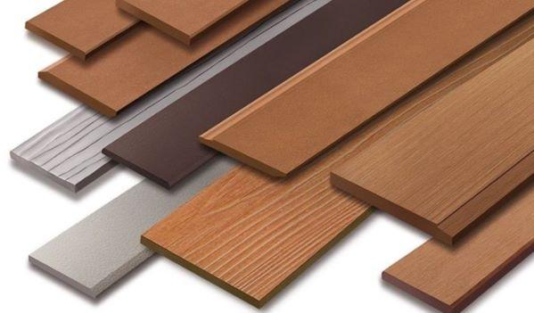 Các loại vật liệu xây dựng xanh - Gỗ ốp tường xanh