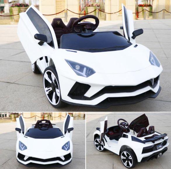 Xe ô tô điện trẻ em Lamborghini Aventador LT998